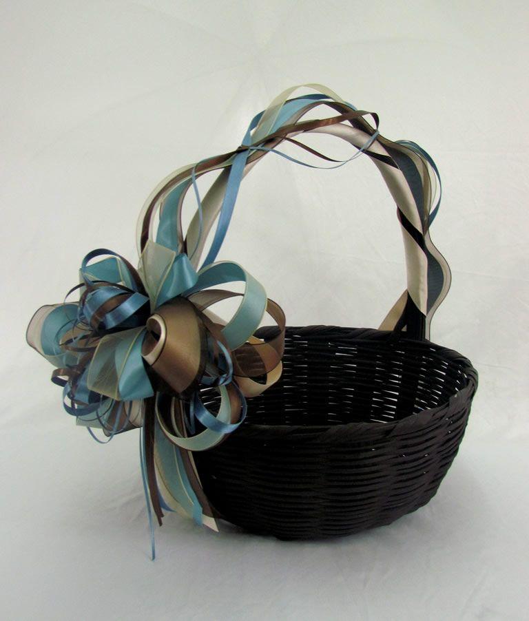 Canastas decoradas adsa sat lite gift basket - Canastas de mimbre decoradas ...