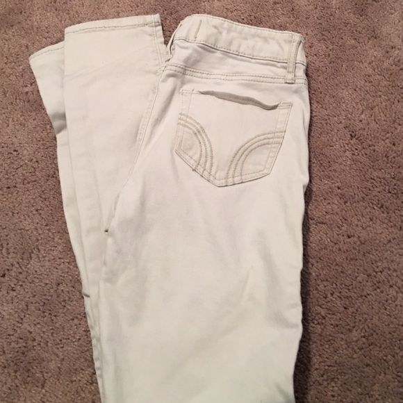 Hollister jeans Only wore once, great condition Hollister Jeans Skinny