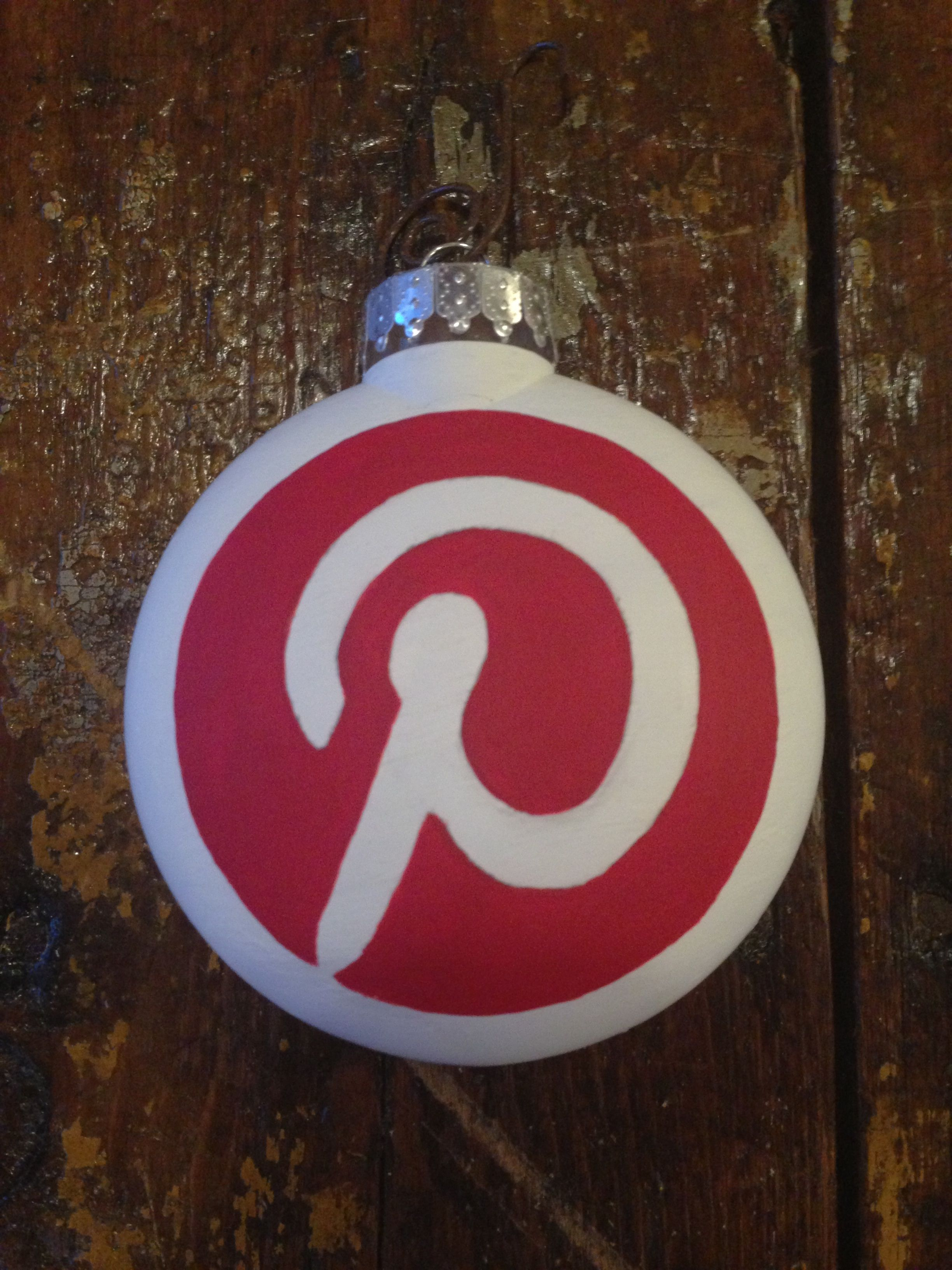 Pinterest ornament