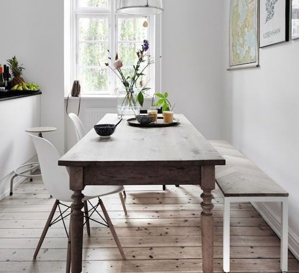 Comfy Dining Room Ideas For Small Space 05 dining #room #comfy #dining #room #ideas #for #small #space #05