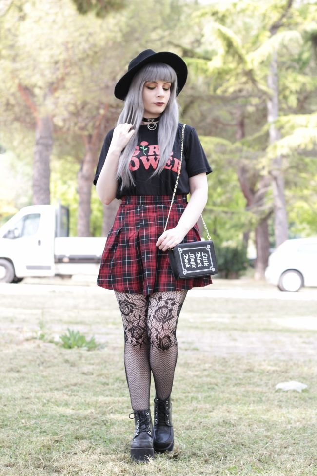 Vanilla Syndrome - punk lolita