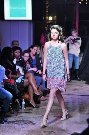 Check out the designs from North Alabama artists at Fashion Week Alabama's mixer | AL.com