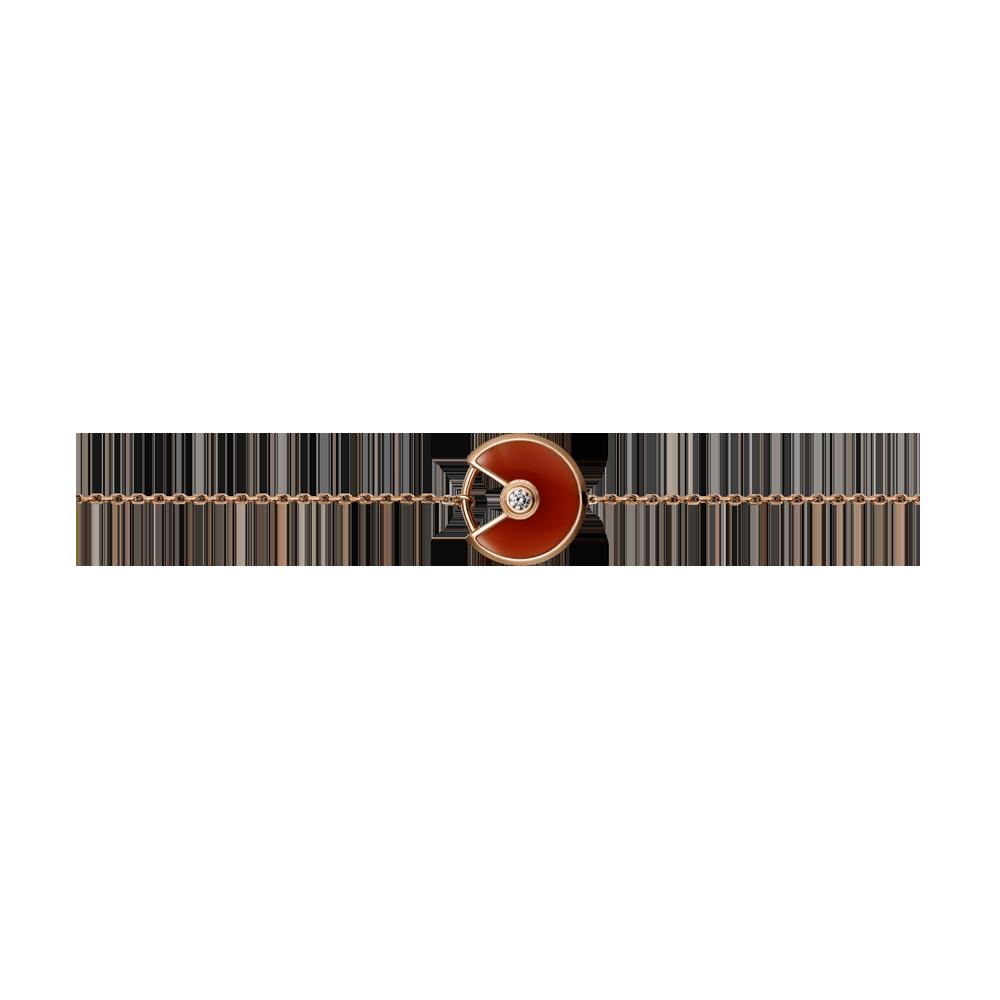 Amulette de Cartier bracelet