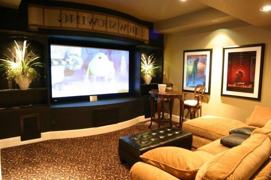 Tv Room Decorating Ideas Lovely Basement Living Room Design
