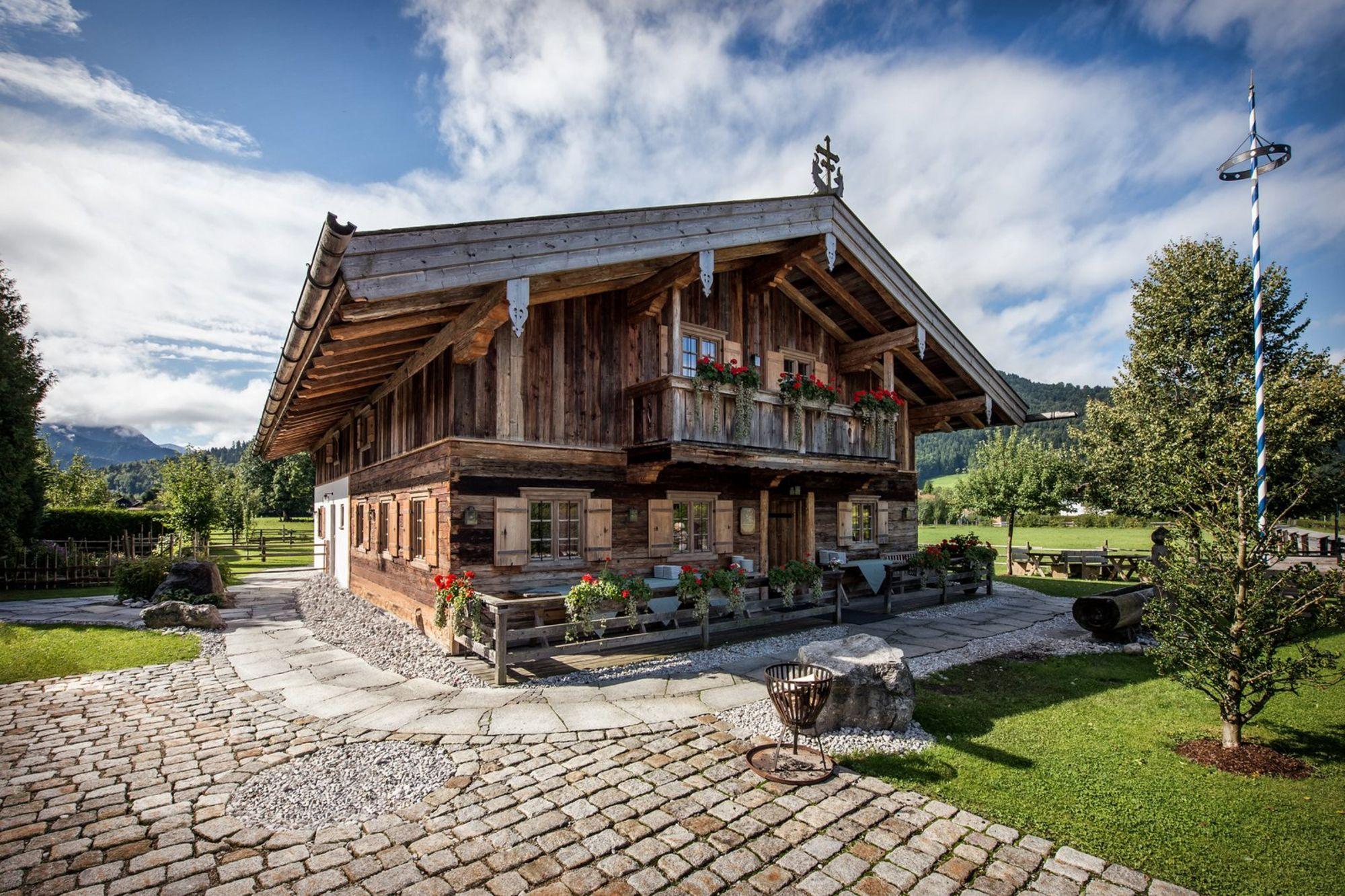 Tegernsee I Egerner Alm Landhausstil häuser, Chalet