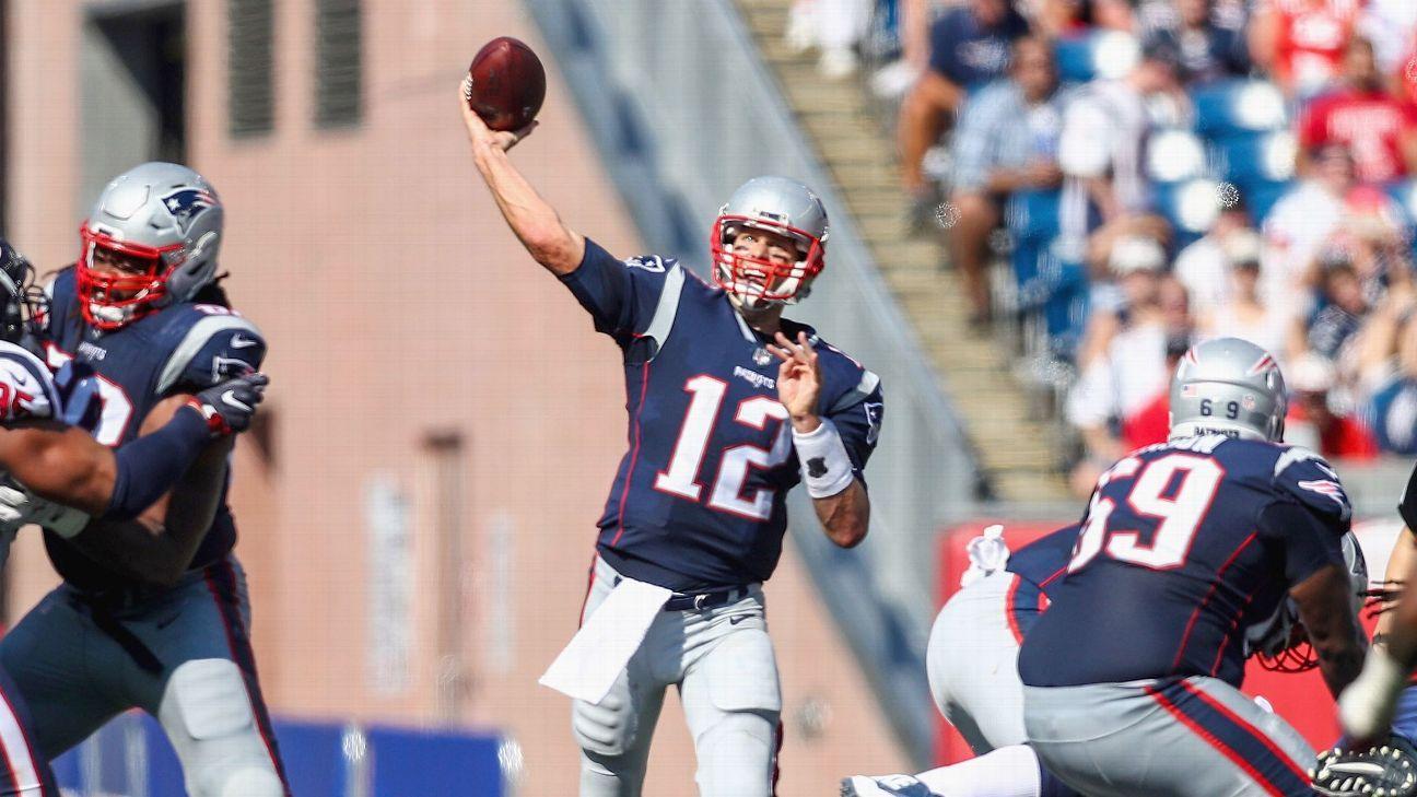 Tom Brady Magic Saves Patriots From Another Fourth Quarter Disappointment Tom Brady Patriots New England Patriots