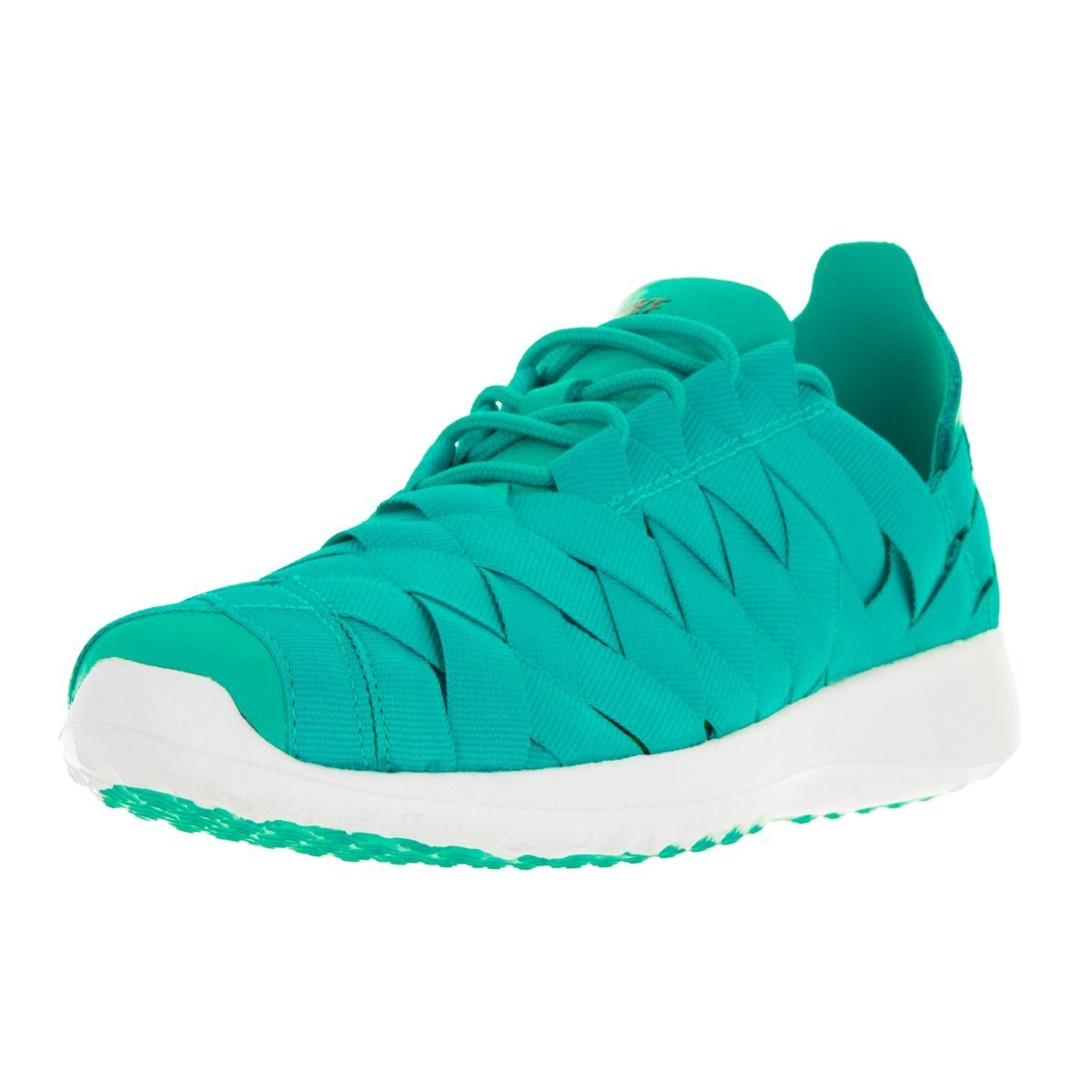 Nike Women's Juvenate Woven Clear Jade/Black/White Casual Shoe