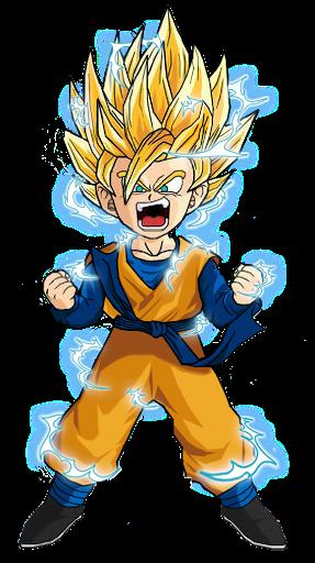 Dbz Goten Ssj2 Anime Super Saiyan Dragon Ball Dragon Ball Z