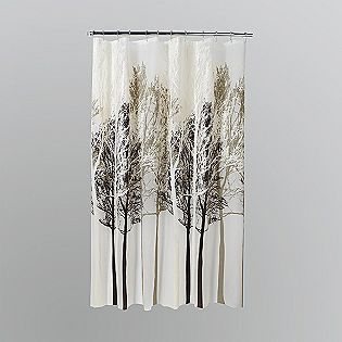 Photo Album Website PEVA Shower Curtain Forest Essential Home K Mart