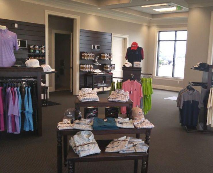 Golf Shop Design Projects Portfolio in 2020 Shop design