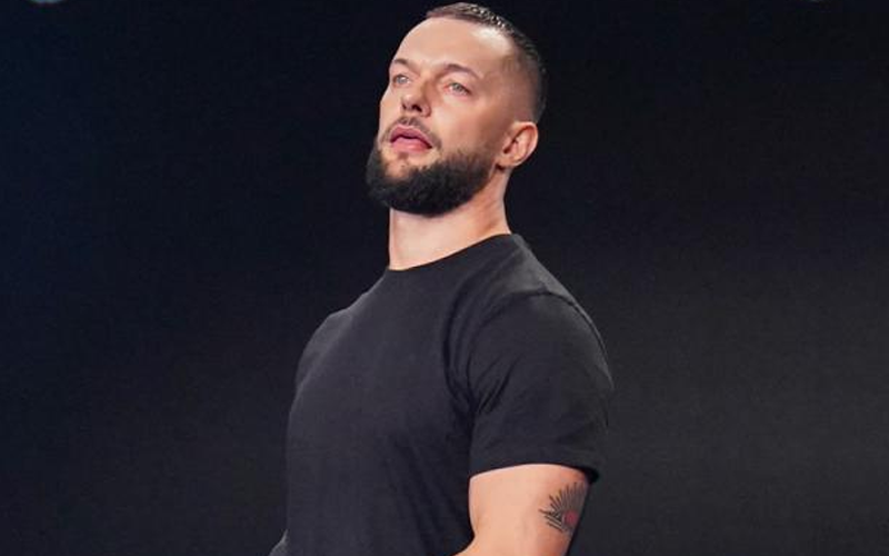 Finn Balor Doesn T Want Wwe To Forget About His Njpw Cmll Days Finn Balor Johnny Njpw
