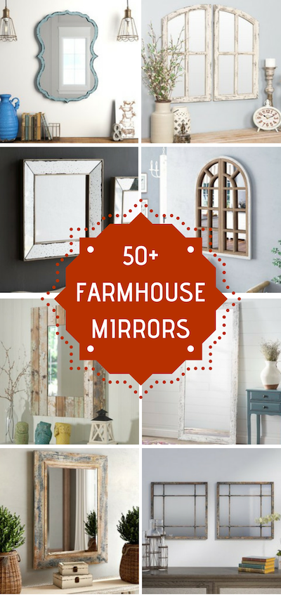 Farmhouse Mirrors Rustic Mirrors Farmhouse Goals Country House Decor House Decor Rustic Wall Mirror Decor Living Room