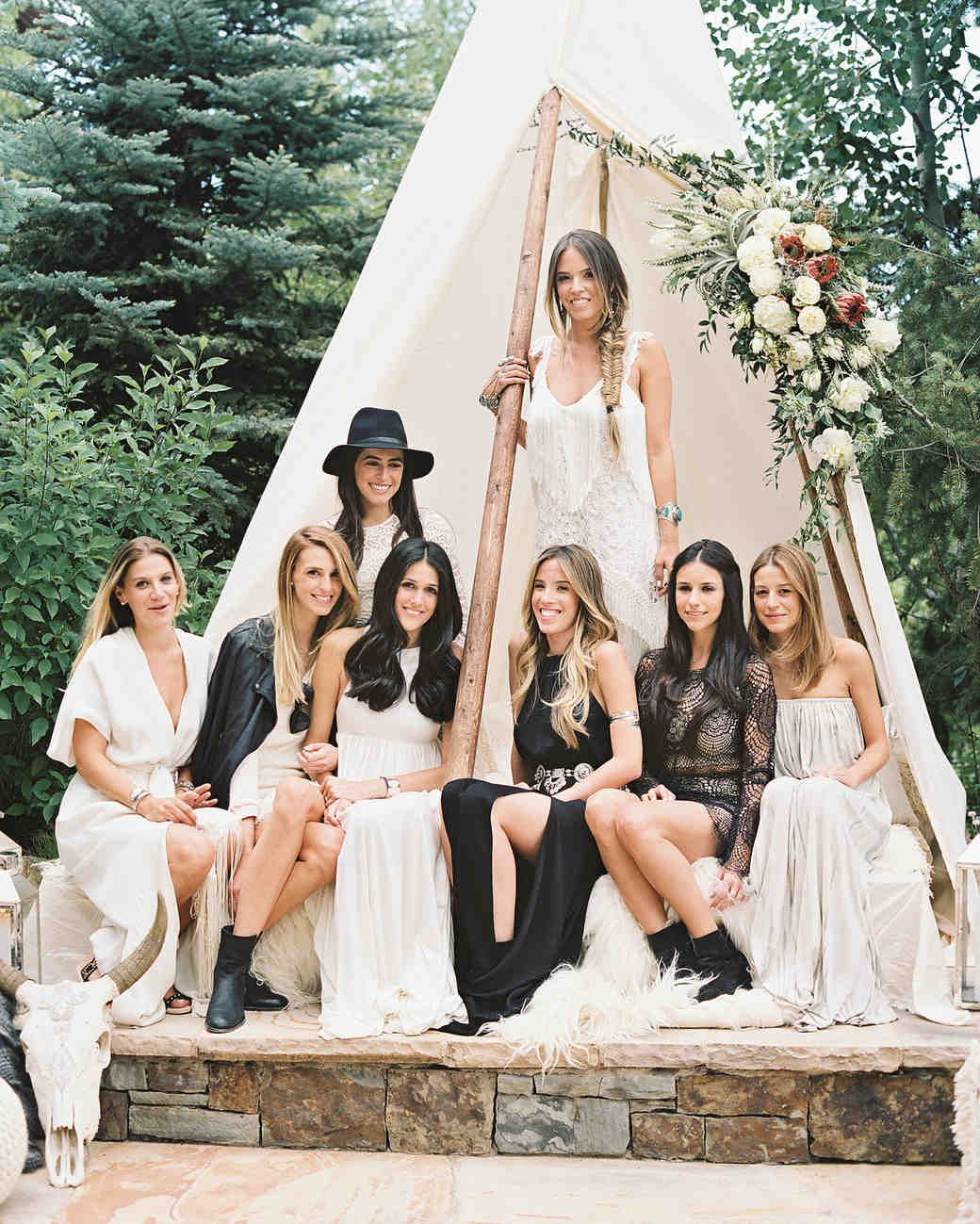 nontraditional wedding party ideas last time around pinterest