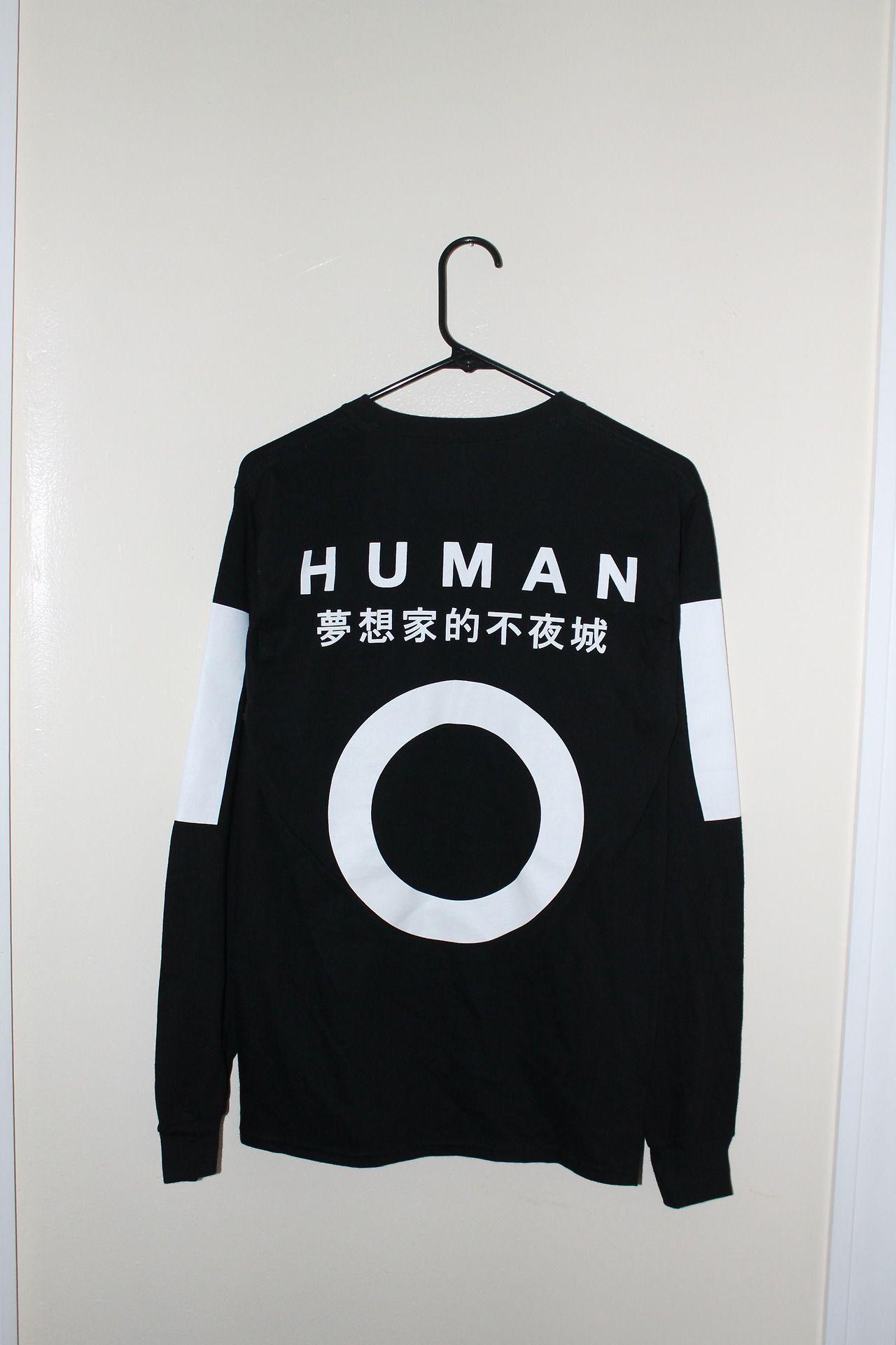 Human design t shirt - Humancollectiveus Dreamer That Never Sleeps L S T Shirt By Human