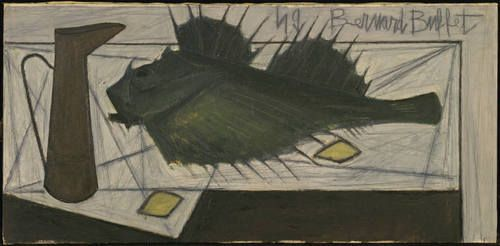 Still Life with Fish, II