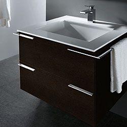 Vigo Wenge Vanity Set With Kohler Sink