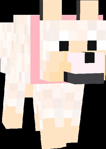 Minecraft Dog Skin : minecraft, Minecraft, Skins,, Dogs,
