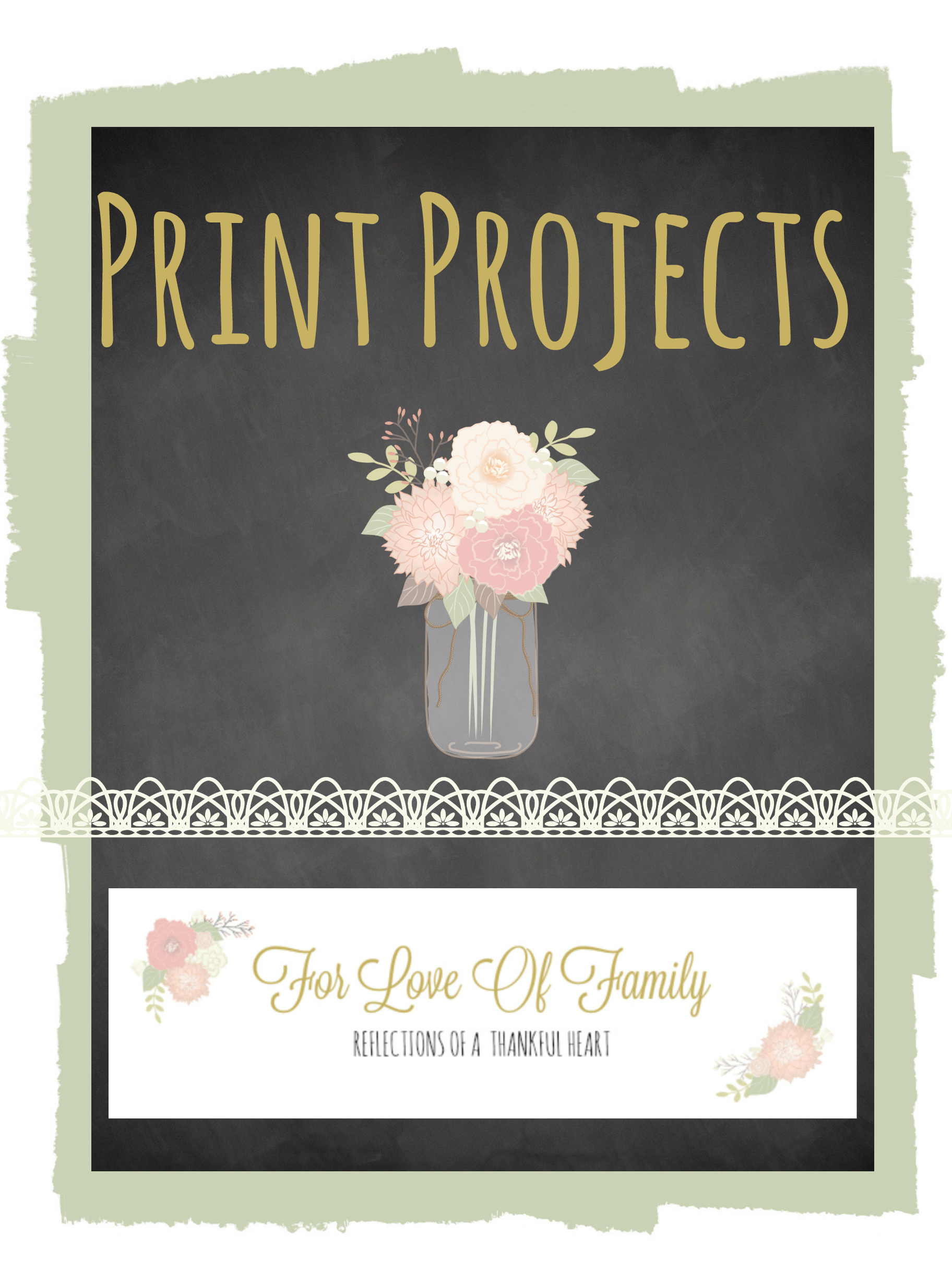 Ideas to preserve those tiny prints for any occasion.