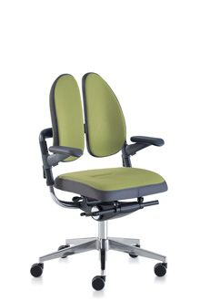 Throna Sedie Ufficio.Throna Xenium Duo Chair
