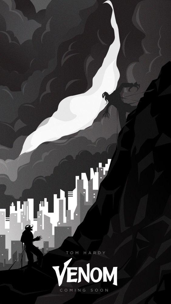 VENOM fan poster | Mis Me gusta de Pinterest | Marvel venom, Venom