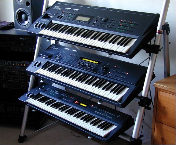 YAMAHA SY77,SY85 | Synthesizers