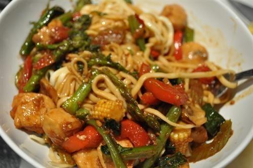 Chinese Chicken Vegetable Recipe In Urdu - Step by Step ...
