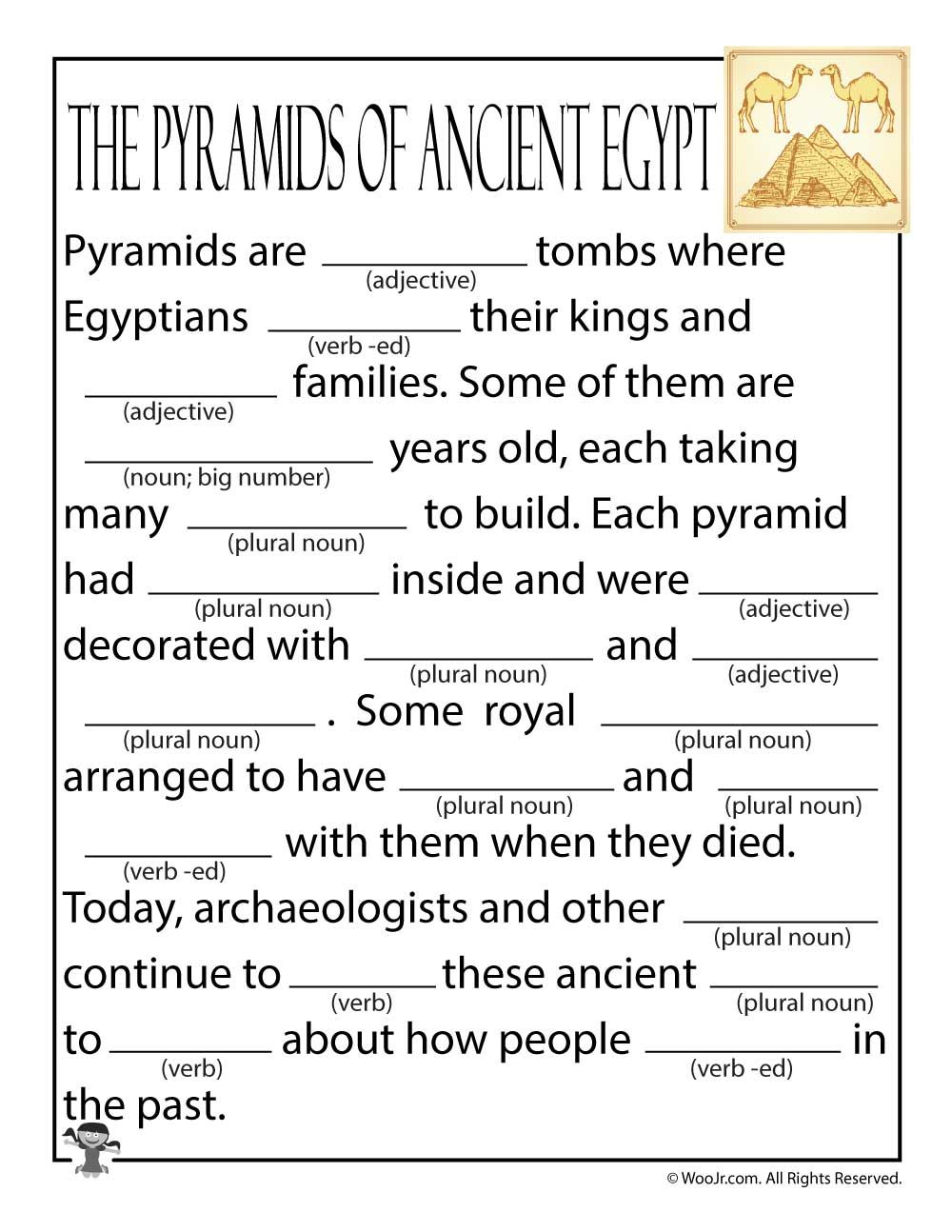 The Pyramids Of Ancient Egypt Woo Jr Kids Activities Ancient Egypt For Kids Ancient Egypt Activities Egypt Activities [ 1294 x 1000 Pixel ]
