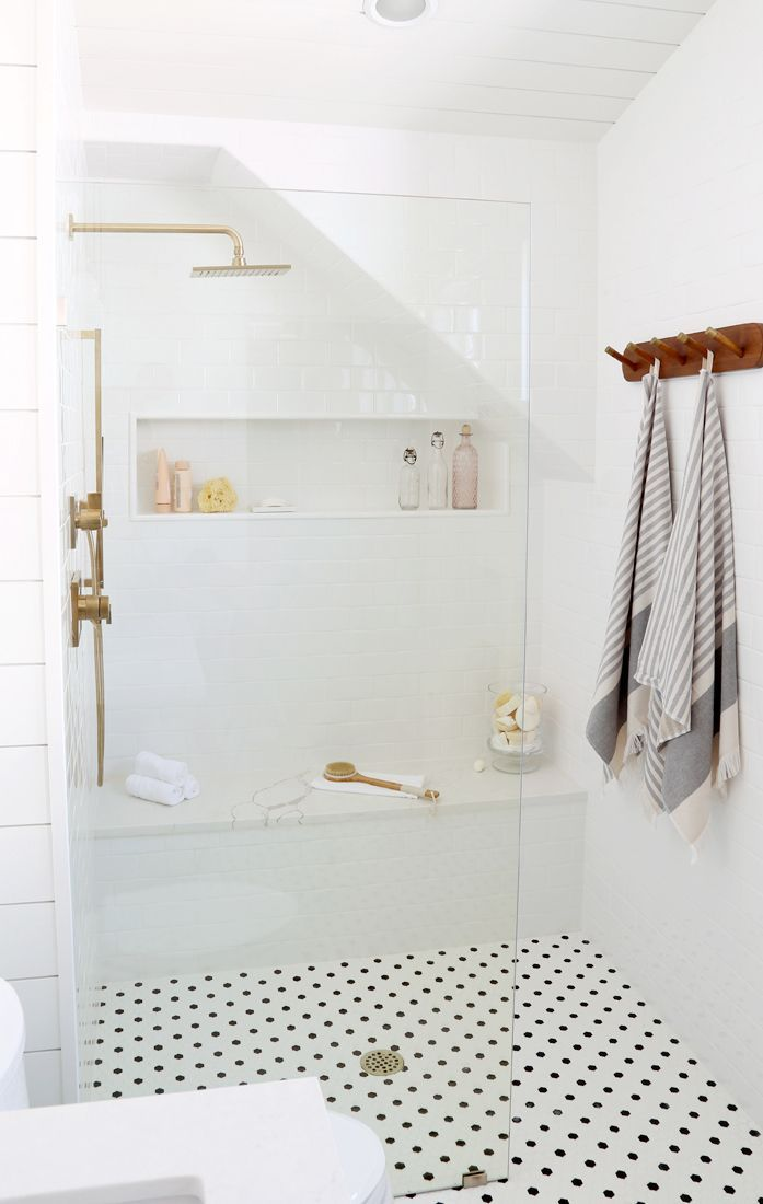 Six Step Walk In Shower Install The Home Depot Blog