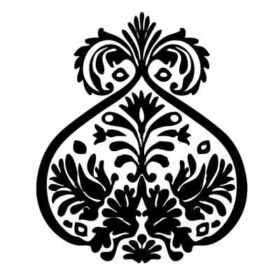 black and white patterns Stencils Designs Free Printable Downloads