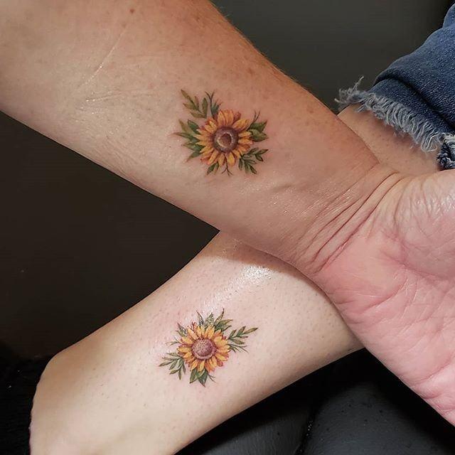 Photo of Kleine Sonnenblumen
