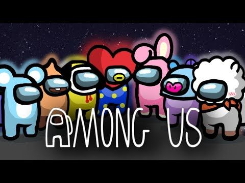 🖱️[ANIMATION] • 👾 BTS (방탄소년단) 'Among Us' 'BT21 Ver
