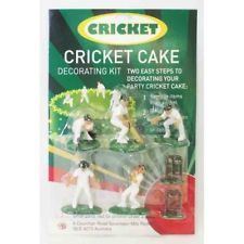 Cricket Cake Decorating Kit Cricket Alec S 30th Sports