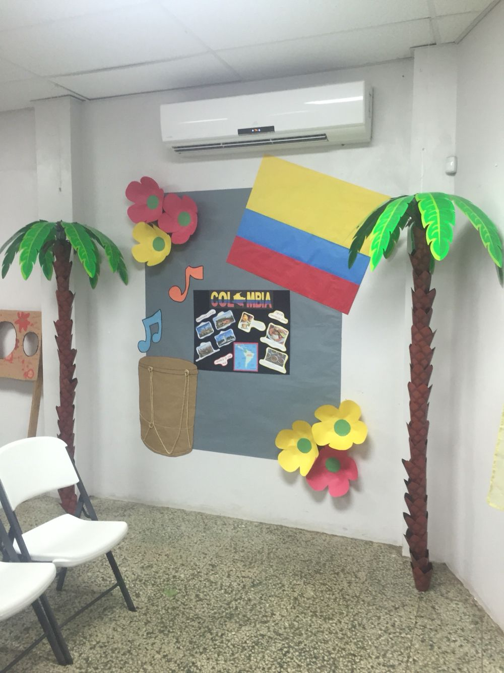 Classroom Ideas Bulletin Boards ~ Colombia classroom bulletin boards