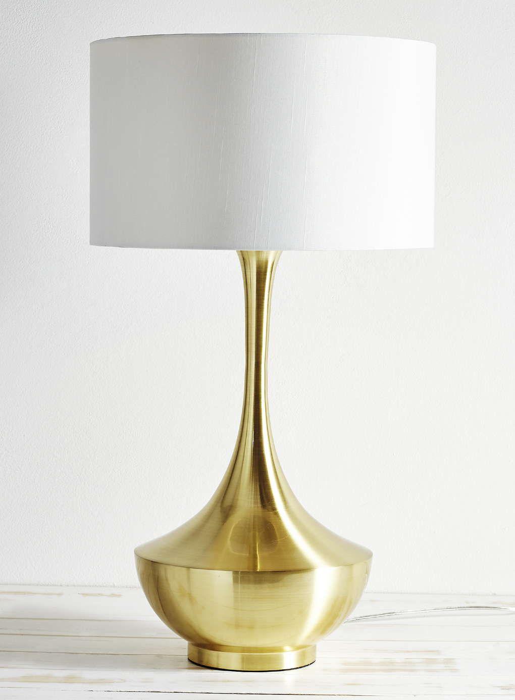 Photo 2 of Brass Brock Table Lamp   Tessa\'s new house   Pinterest ...