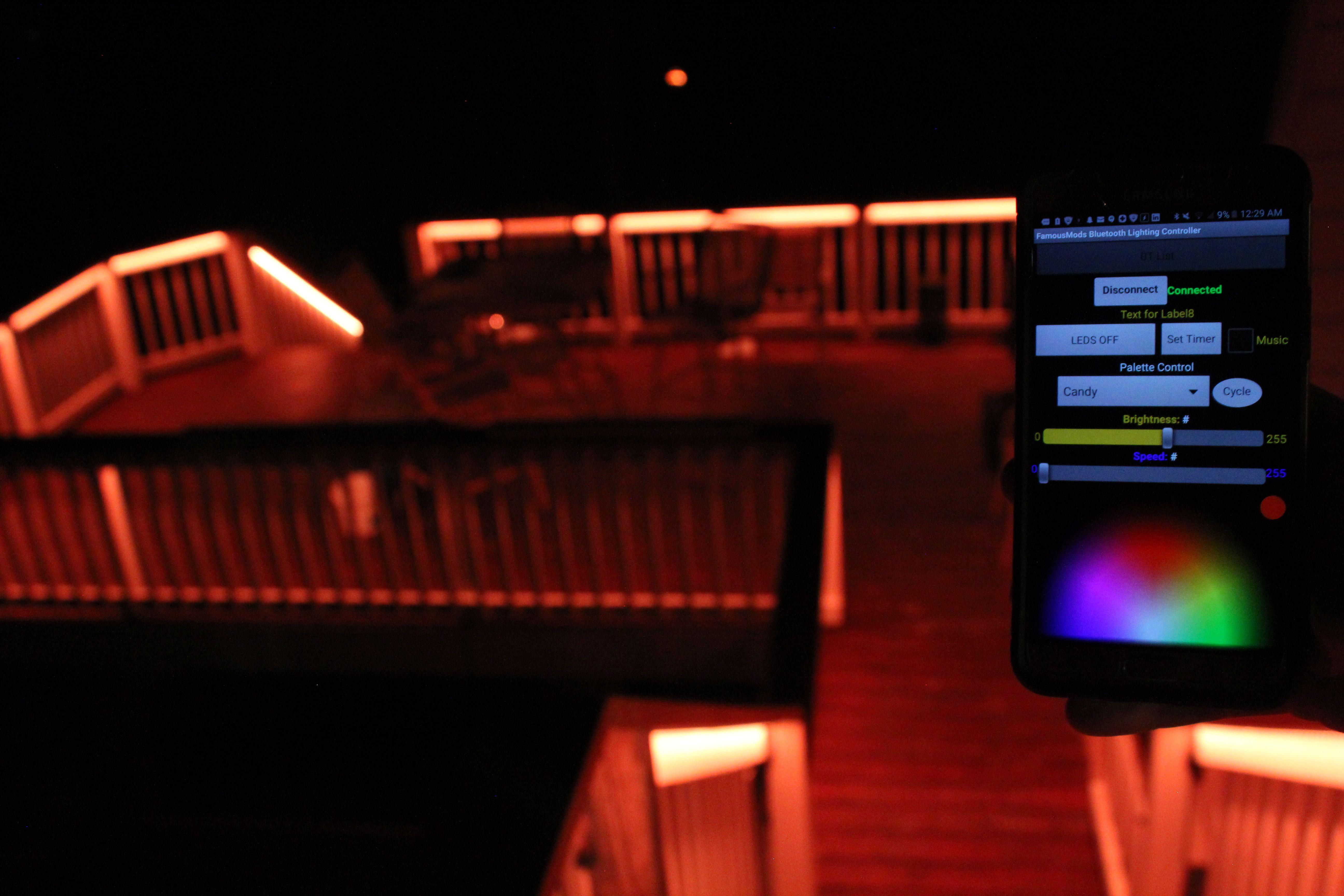 Dont forget famousmods led deck lighting kits are both iphone and famousmods led deck lighting kits are both iphone and android compatible aloadofball Images