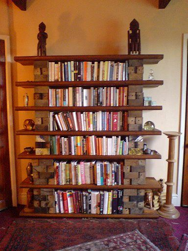Sooo Many Positives Can Adjust The Height Of Each Shelf To Fit Tall Books Make Unit As High Ceiling Will Allow No Nails In Wall