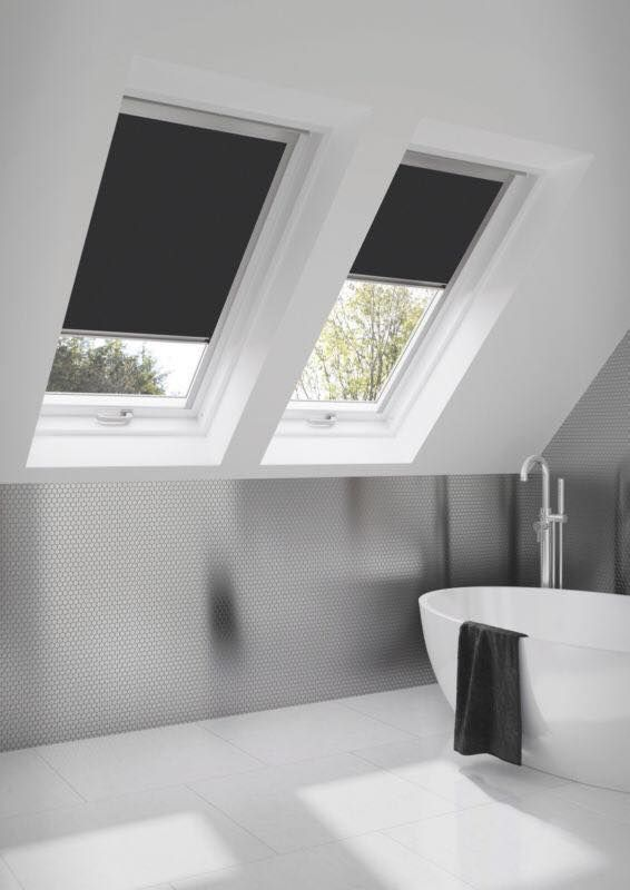 Http Qoo Ly Bggge Edinburgh And Dunfermline New Blinds Fitted Another Customer Happy Velux Skylight Blinds Bedroom Blinds Skylight Blinds