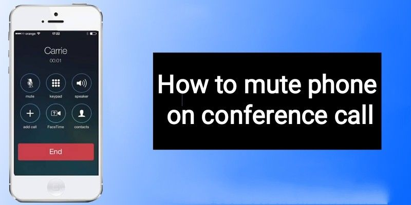 How To Mute Phone On Conference Call Phone Conference Phone