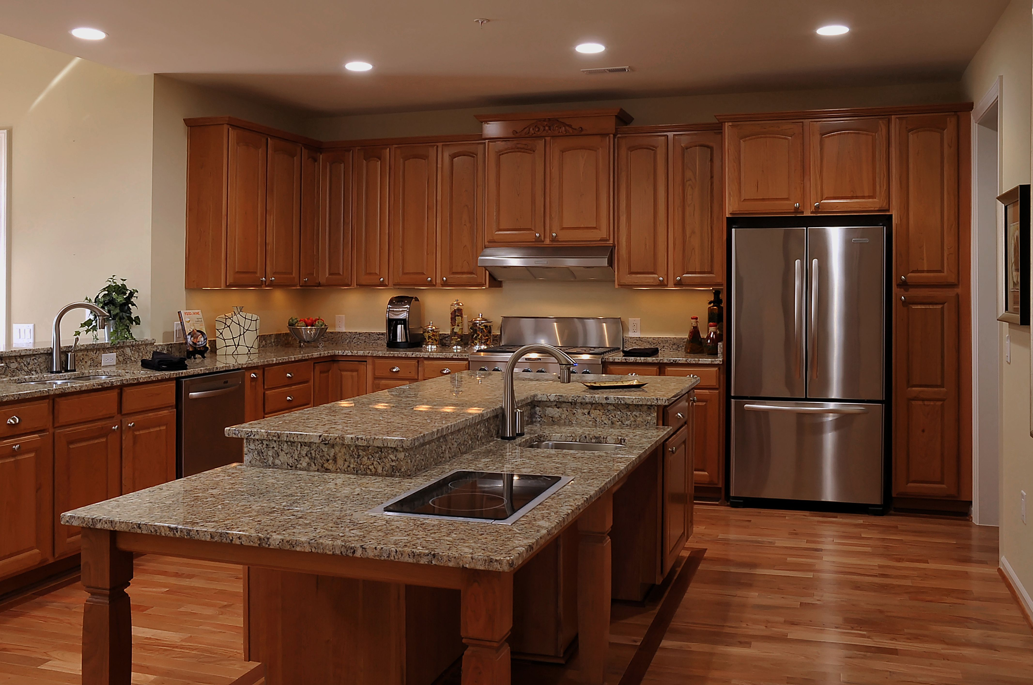 Universal Design Kitchen Island Kitchen Design Kitchen