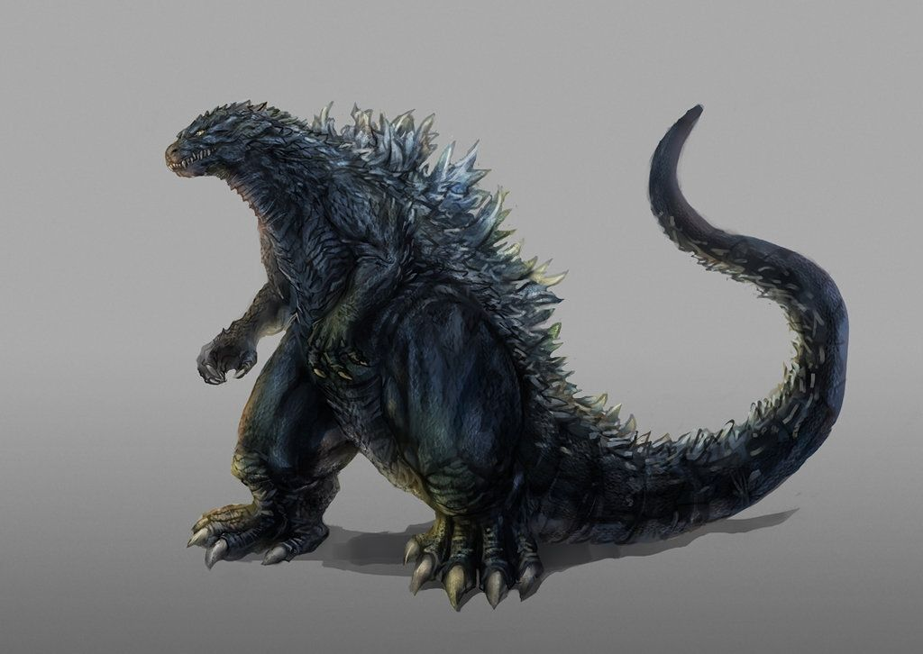 New godzilla 2014 designs and fan art places to visit pinterest the o 39 jays of and fans - King kong design ...