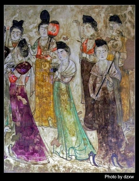 Tang dynasty court painting — photo 2