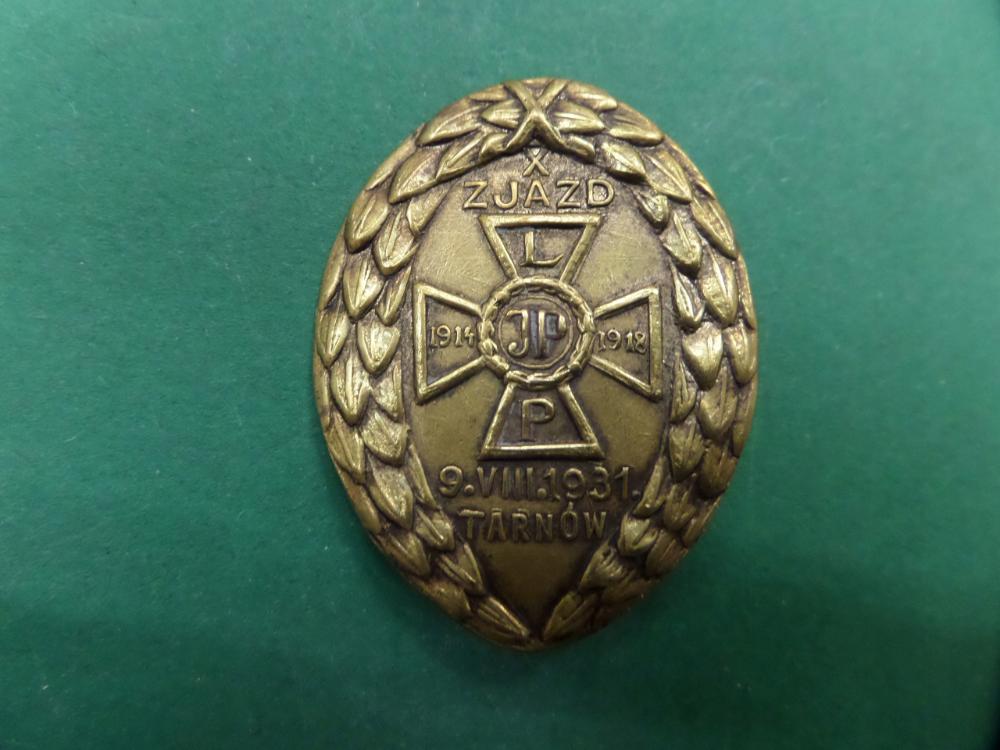 X Zjazd Legionistow Tarnow 1931 Rok 8899593799 Oficjalne Archiwum Allegro In 2020 Tarnow Personalized Items Items