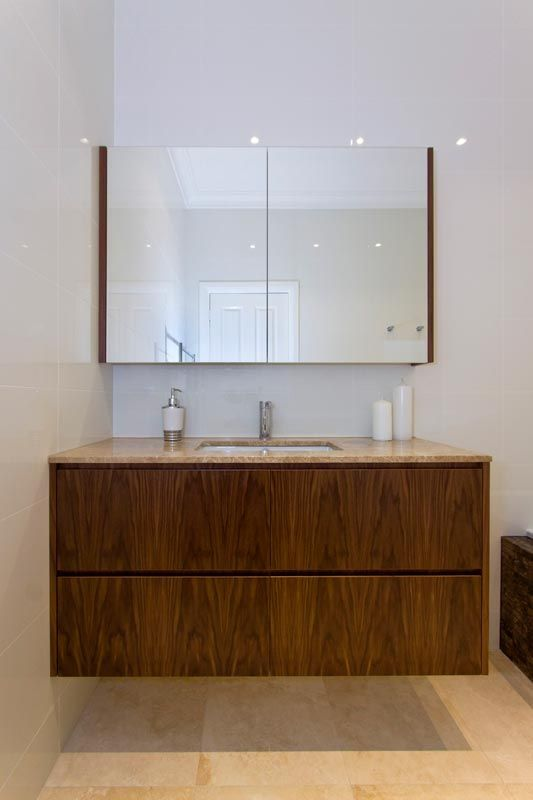 Bathroom Renovation Designs in Balmain, Mosman, Lane Cove ...