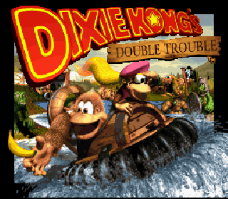Donkey Kong Country 3 Dixie Kong S Double Trouble Donkey Kong Country Donkey Kong Classic Video Games