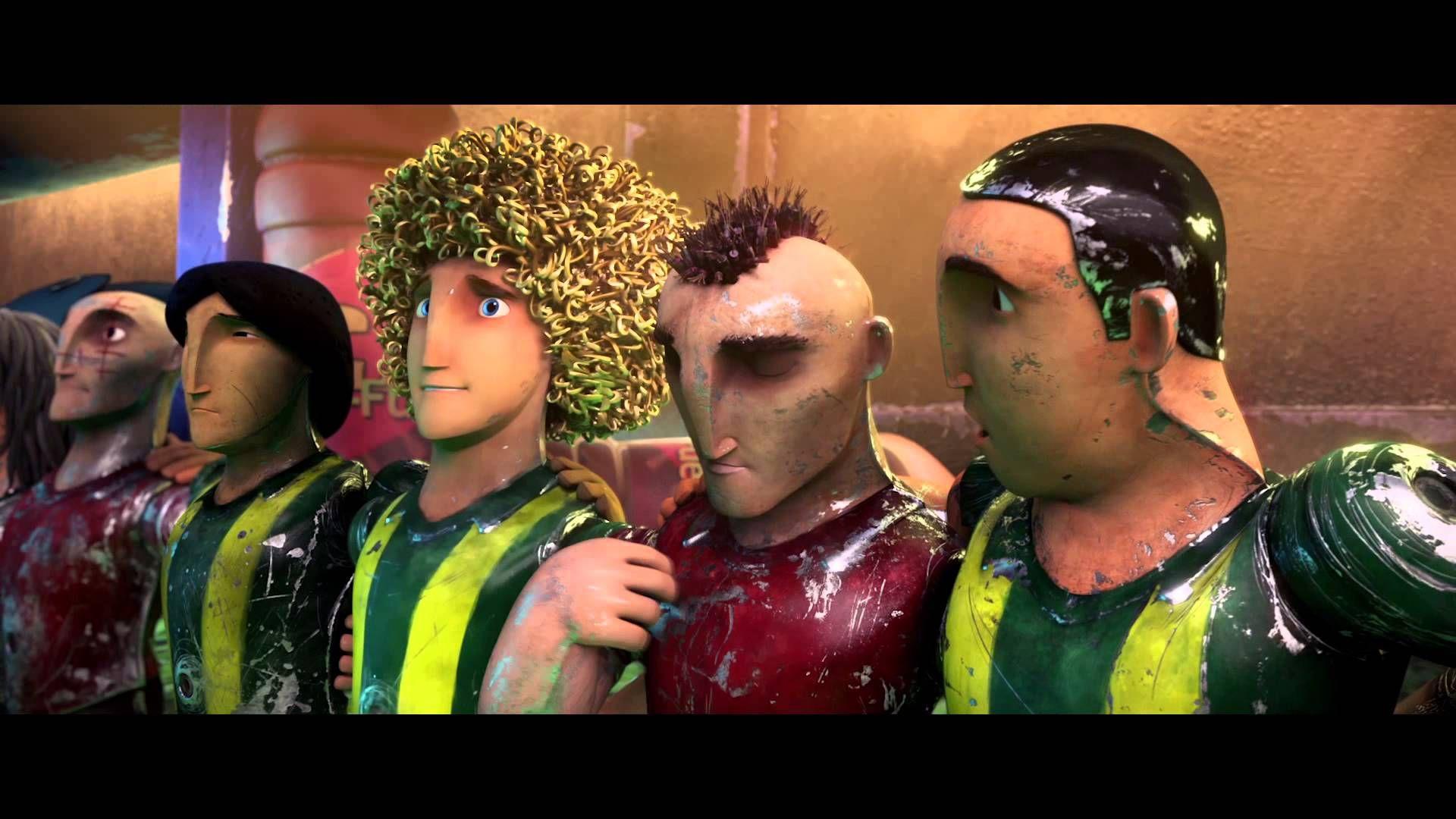 METEGOL Trailer oficial latino HD Tráiler oficial