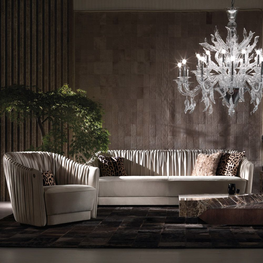 Luxury Designs Velvet Leather Couch Living Room Sofa Set View
