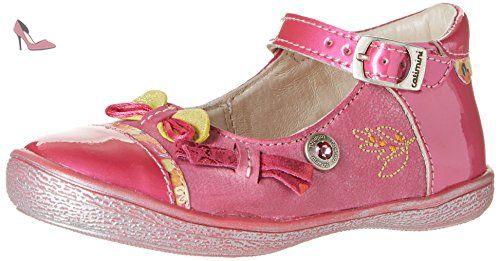 Catimini Calathea, Chaussures Marche Bébé Fille, Rose (37 VNV Fuchsia DPF/Gluck), 21 EU