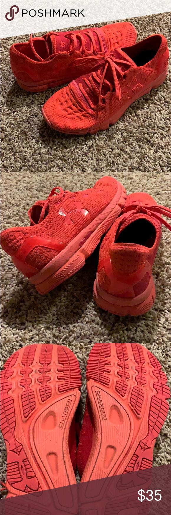 Women's Under Armour tennis shoes