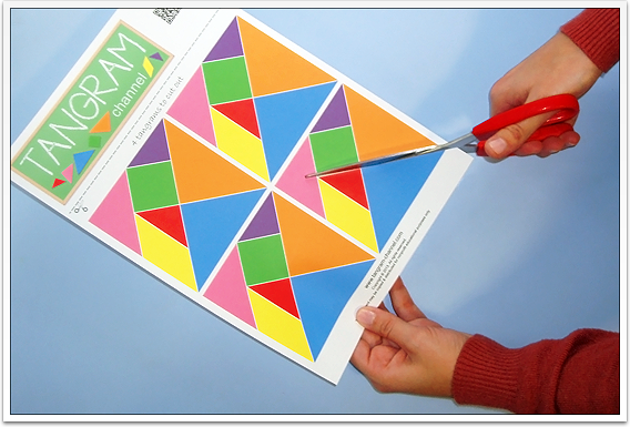 free printable tangrams to cut out  wwwtangramchannel