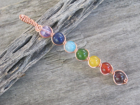 35+ Chakra charms for jewelry making ideas